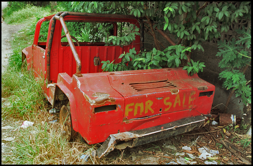 5. Car for sale